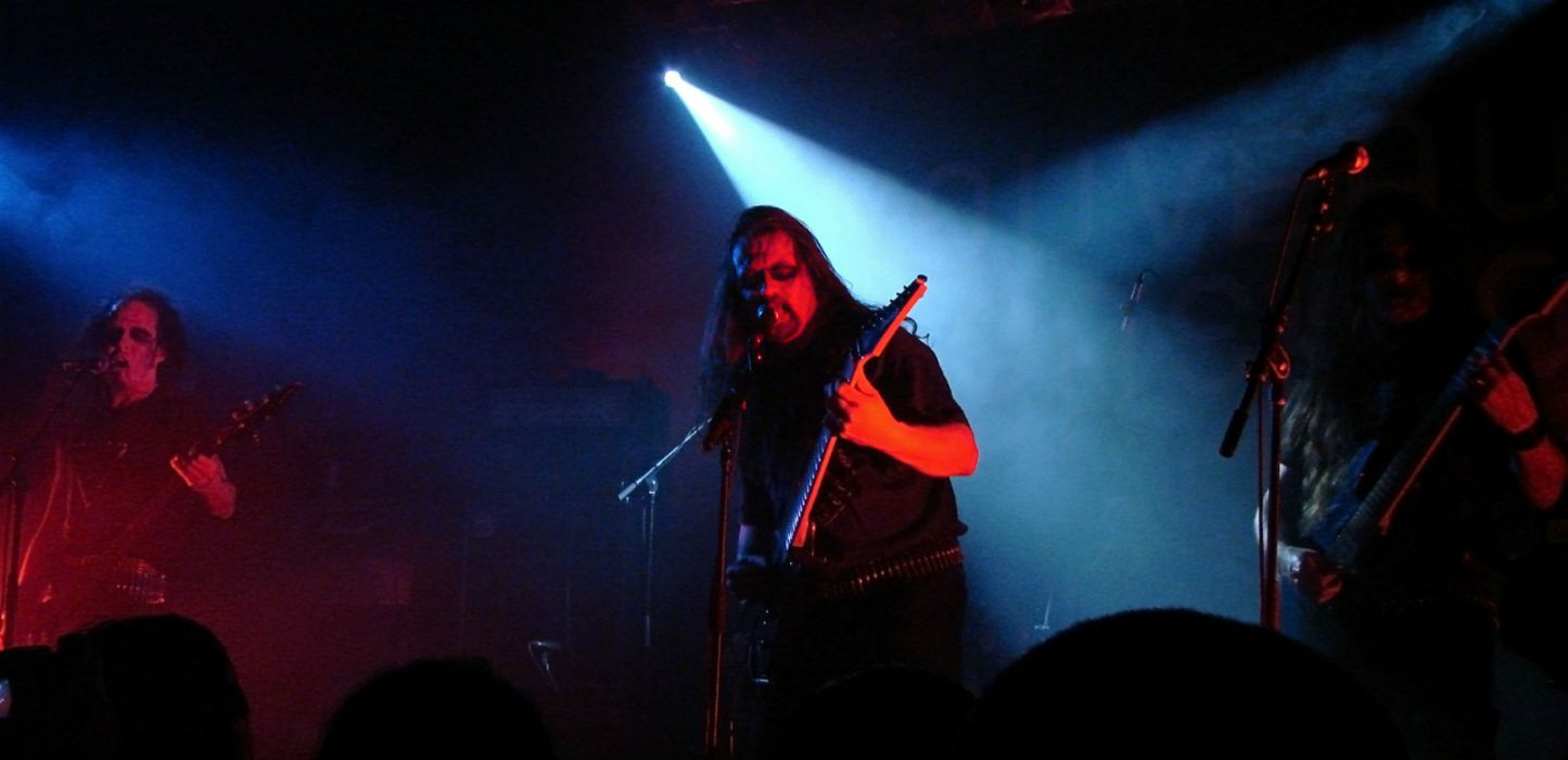 Temple of Baal black metal heavy concert    d wallpaper