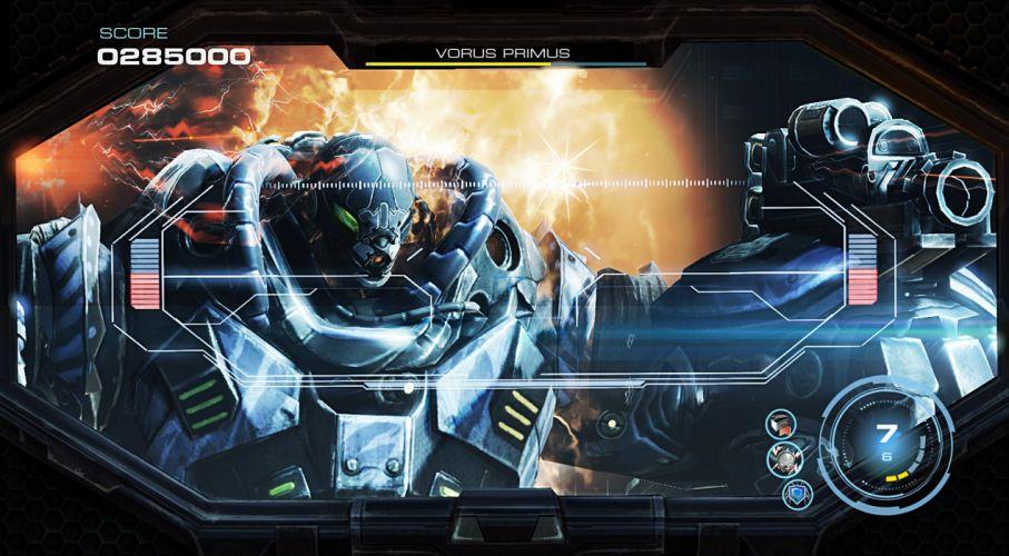 ALIEN RAGE sci-fi warrior mecha f wallpaper