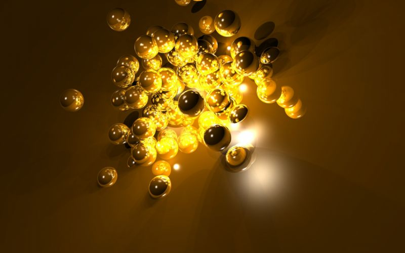 background balls abstraction wallpaper