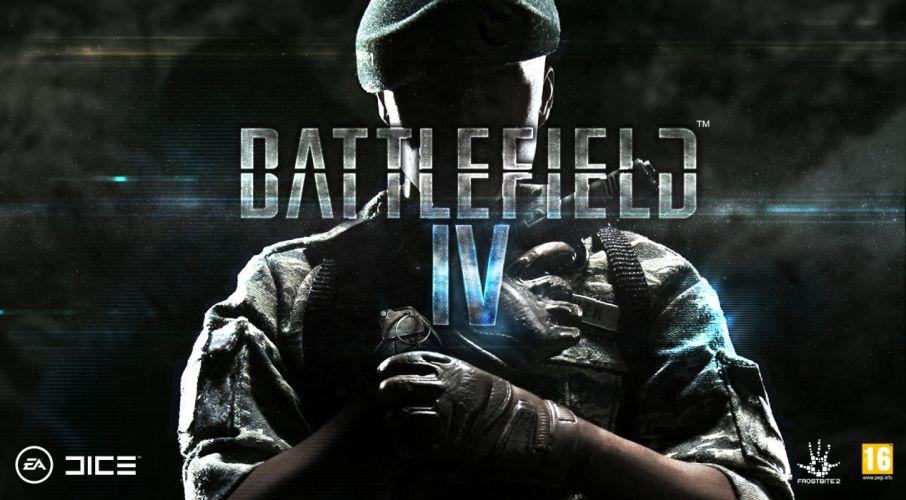 BATTLEFIELD 4 e wallpaper