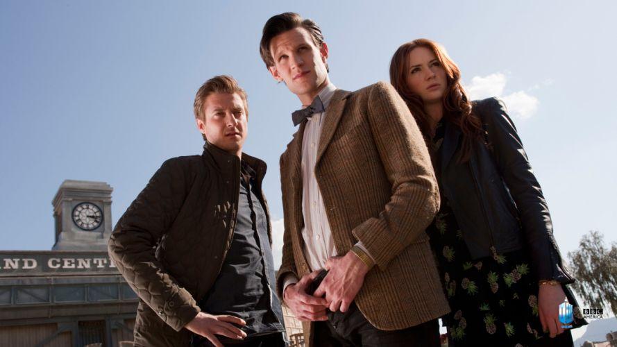 Doctor Who Matt Smith wallpaper