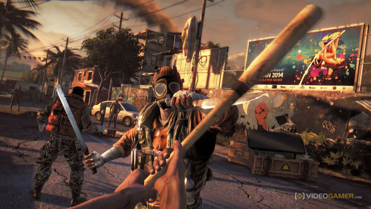 Dying Light dark apocalyptic zombie      g wallpaper