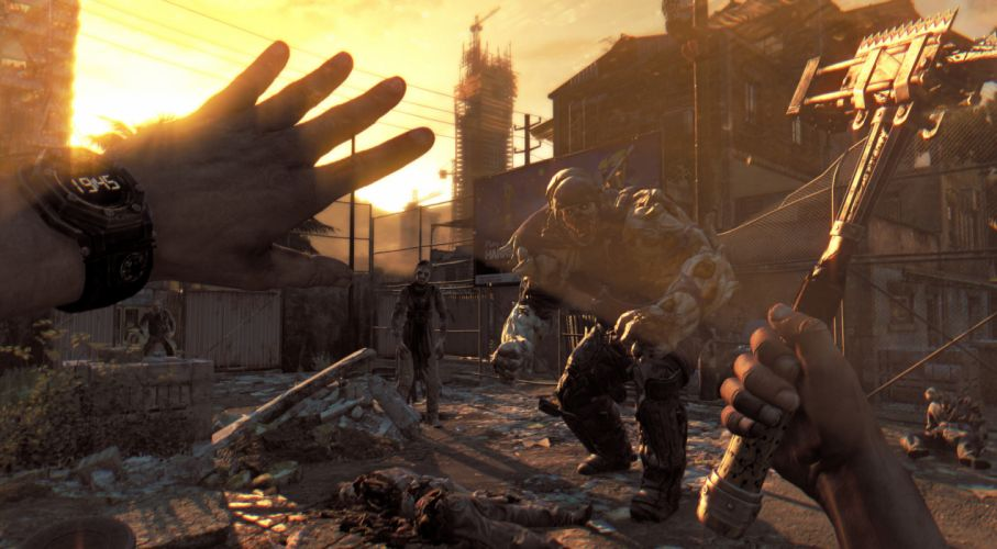 Dying Light dark apocalyptic zombie r wallpaper