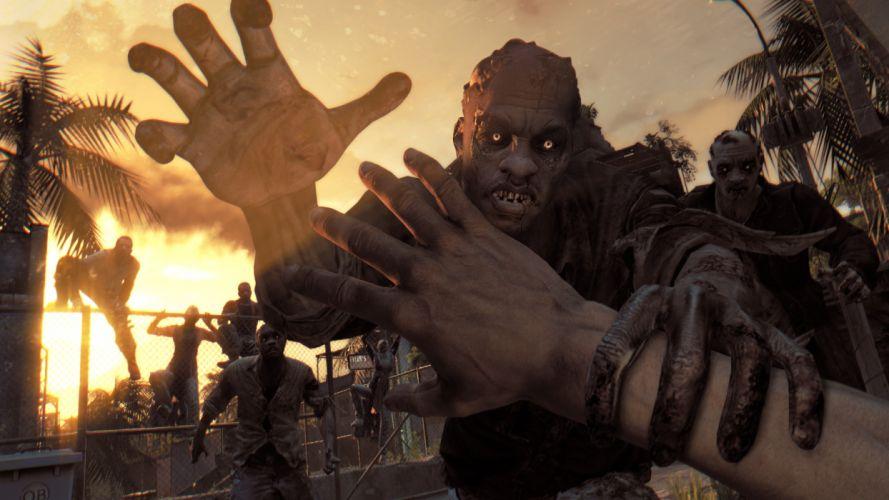 Dying Light dark apocalyptic zombie tw wallpaper