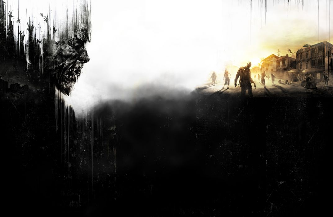 Dying Light dark zombie     4 wallpaper