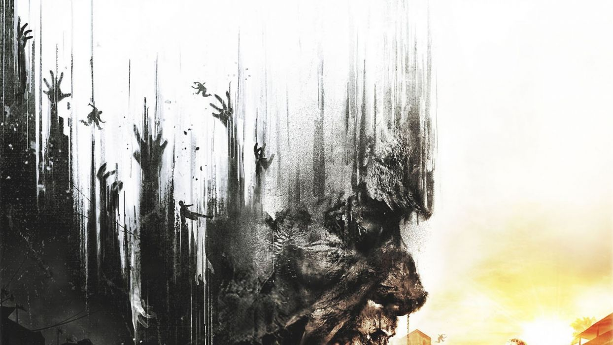 Dying Light dark zombie    f wallpaper