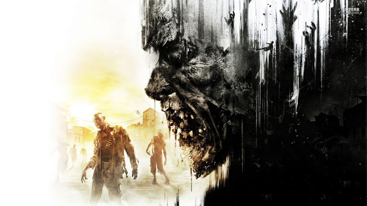 Dying Light dark zombie  y wallpaper