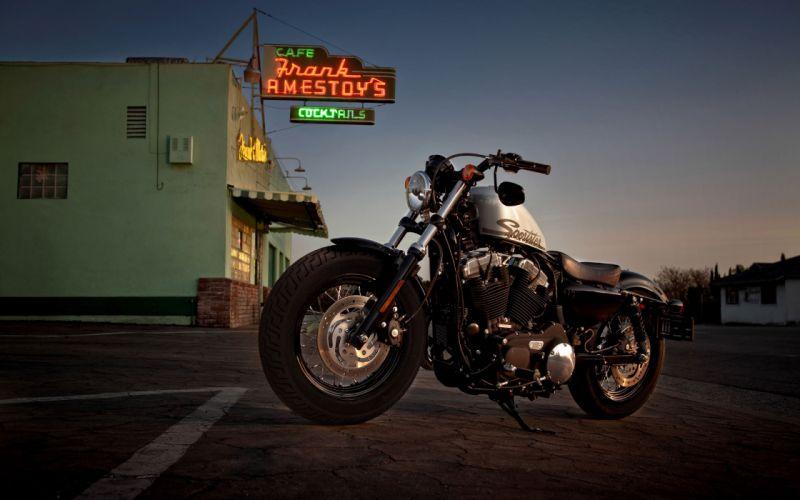 Harley Davidson XL1200X Sportster Forty Eight wallpaper