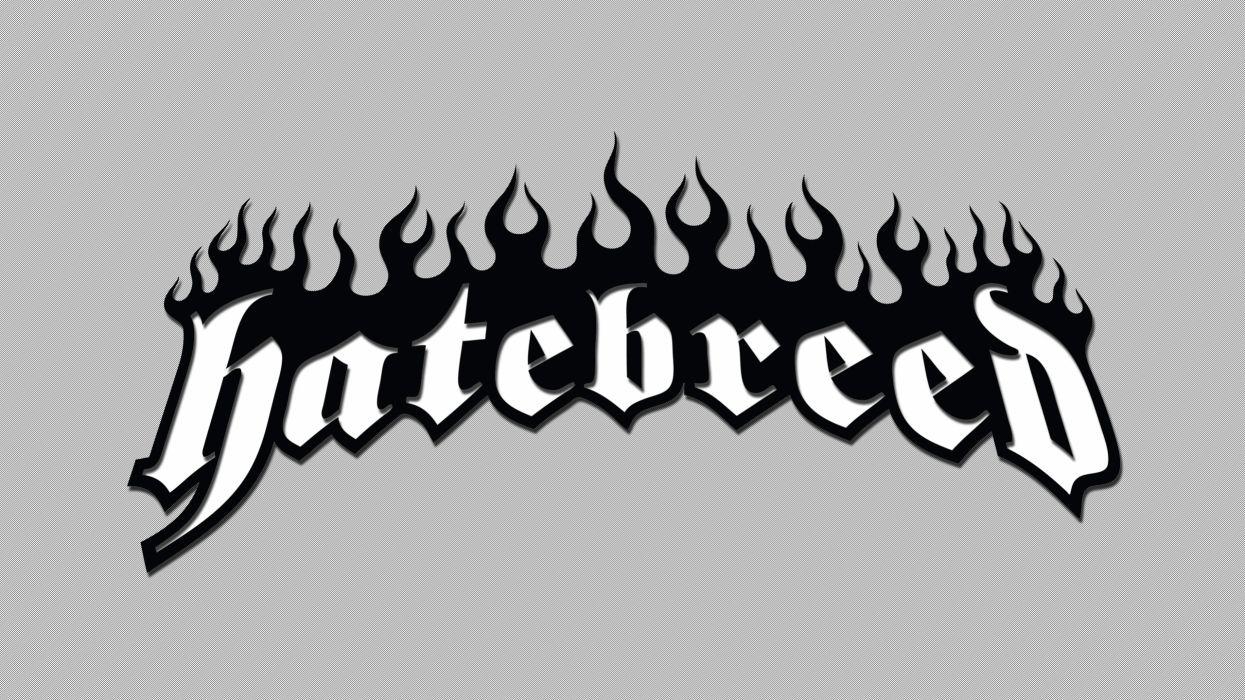 Hatebreed hardcore metal wallpaper