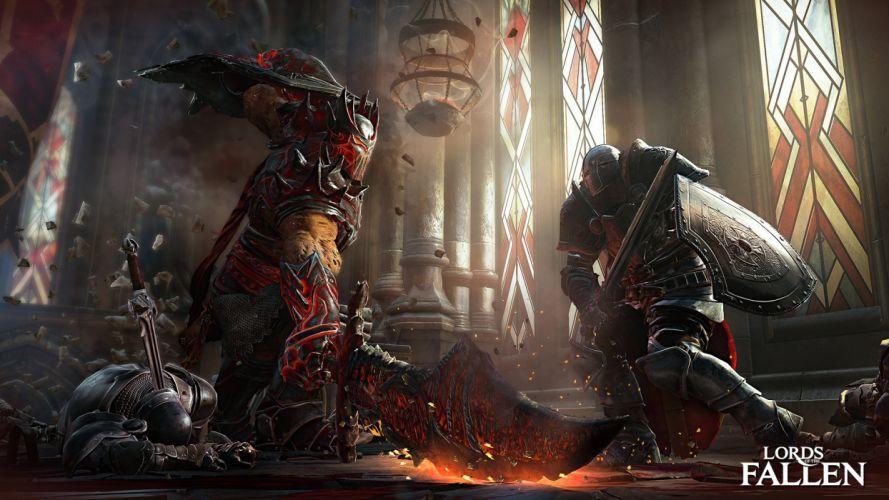 Lords of the Fallen fantasy warrior t wallpaper