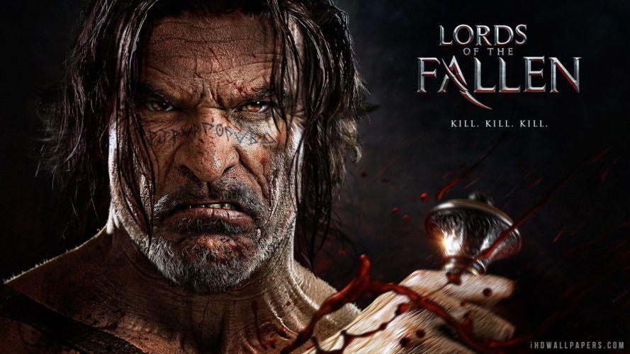 Lords of the Fallen fantasy warrior p wallpaper