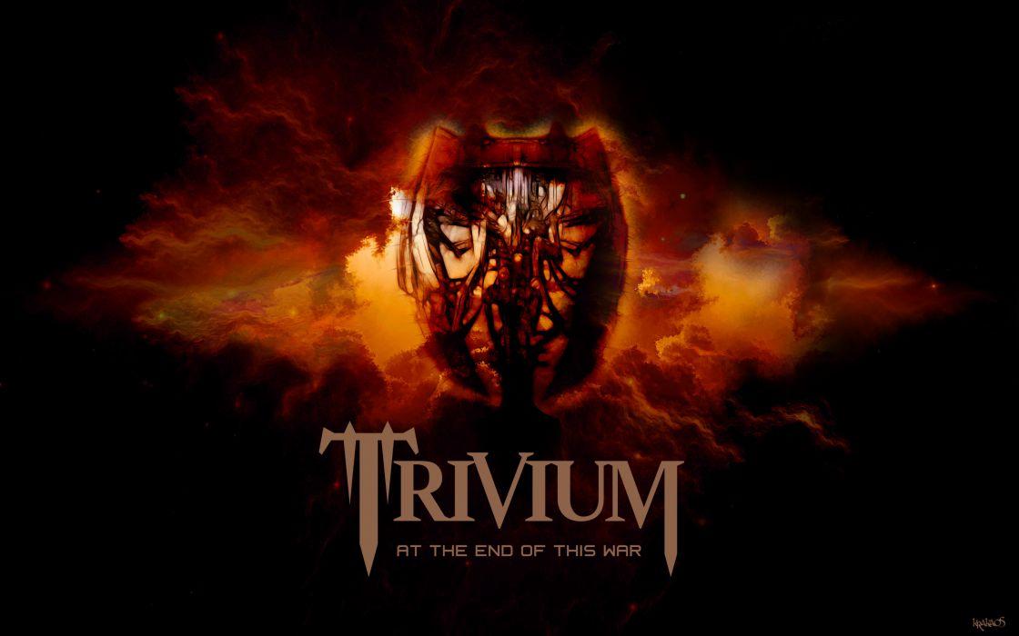 Trivium heavy metal    g wallpaper