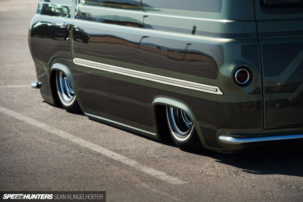 Van Slammed tuning lowrider classic ford  f wallpaper
