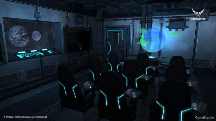Starlight Inception sci-fi h wallpaper