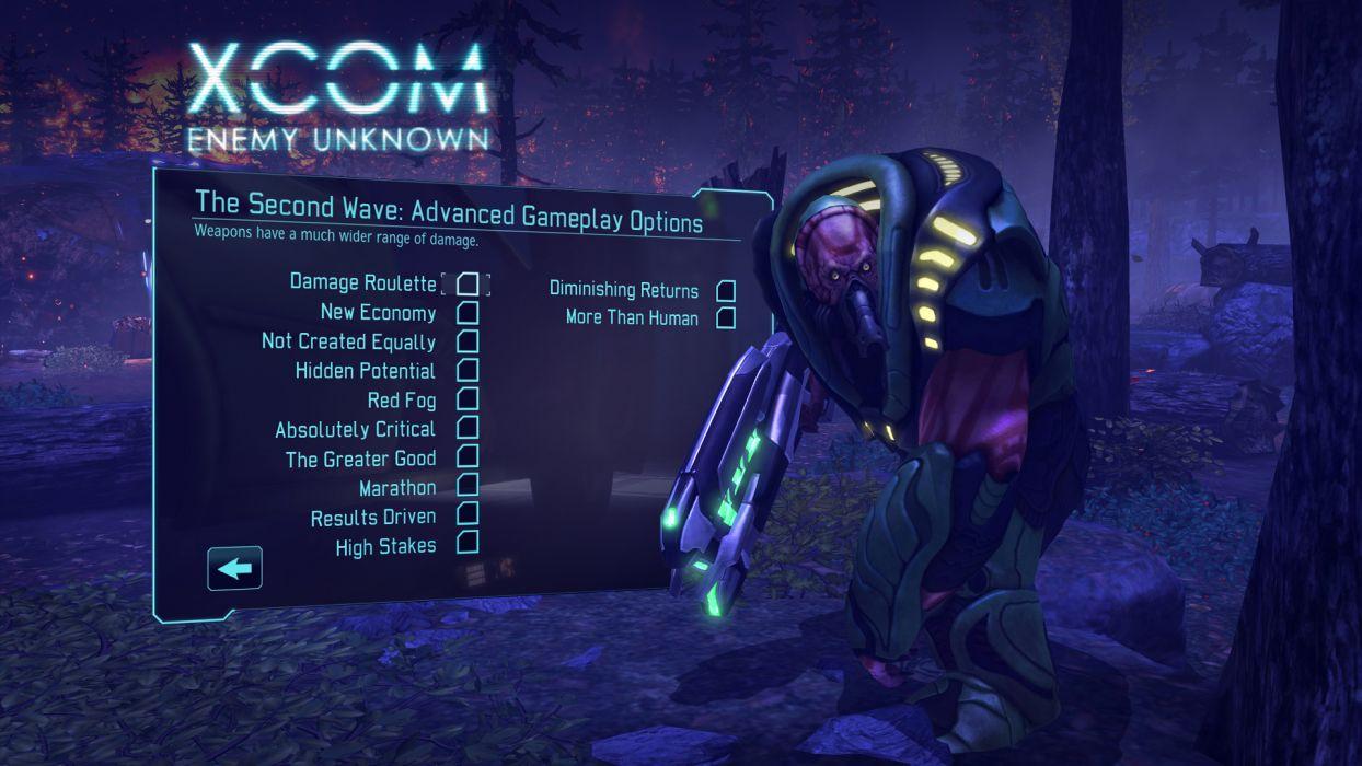 XCOM Enemy Unknown sci-fi    8 wallpaper
