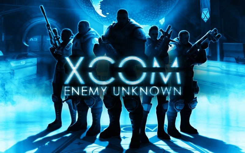 XCOM Enemy Unknown sci-fi warrior weapon t wallpaper