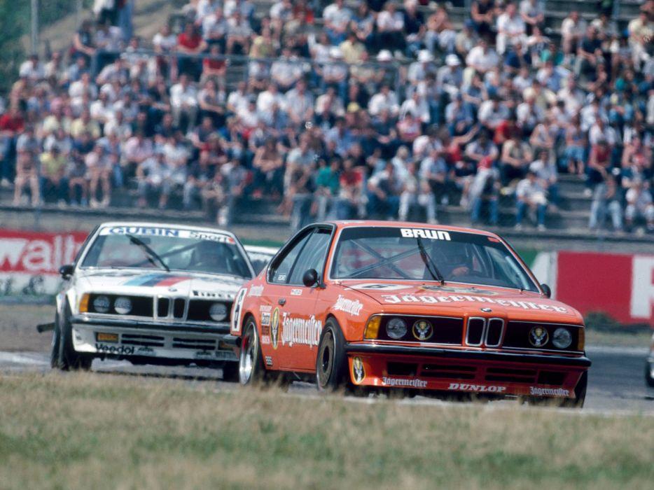 1984 Bmw 635 Csi Dtm E24 Race Racing G Wallpaper 2048x1536