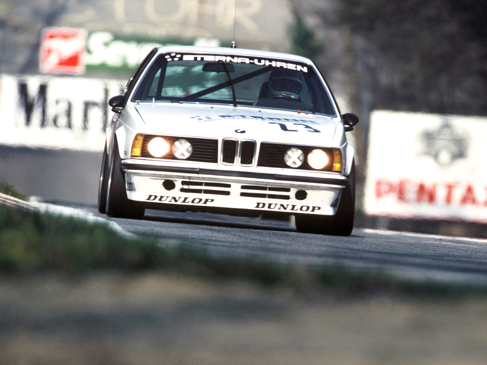 1984 Bmw 635 Csi Dtm E24 Race Racing H Wallpaper