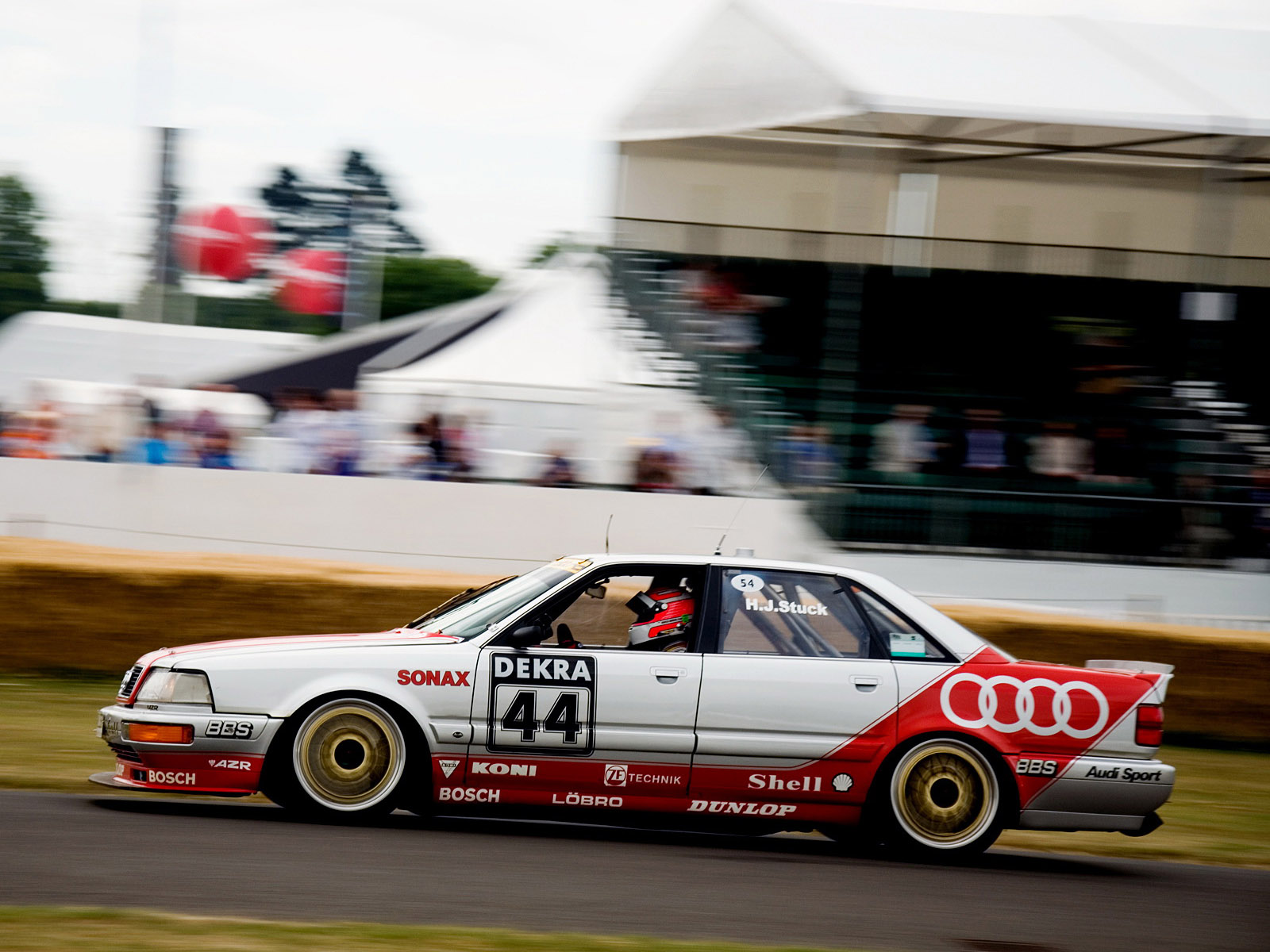 1991 Audi V8 Quattro Dtm Race Racing V 8 H Wallpaper