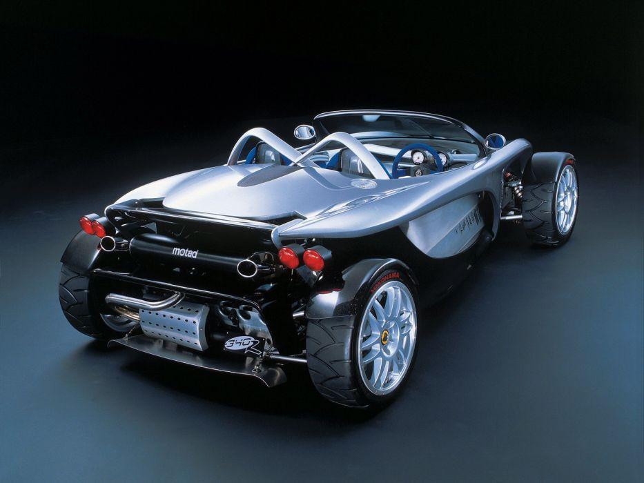 1999 Lotus 340R concept supercar       g wallpaper