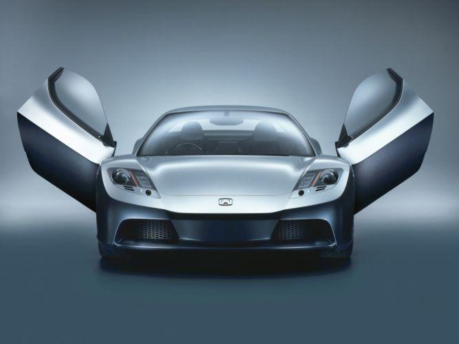 2003 Honda HSC Concept supercar f wallpaper