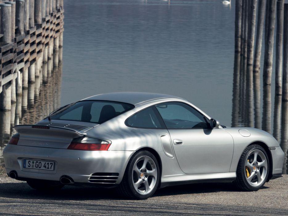 2003 Porsche 911 Turbo S Coupe (996)   f wallpaper