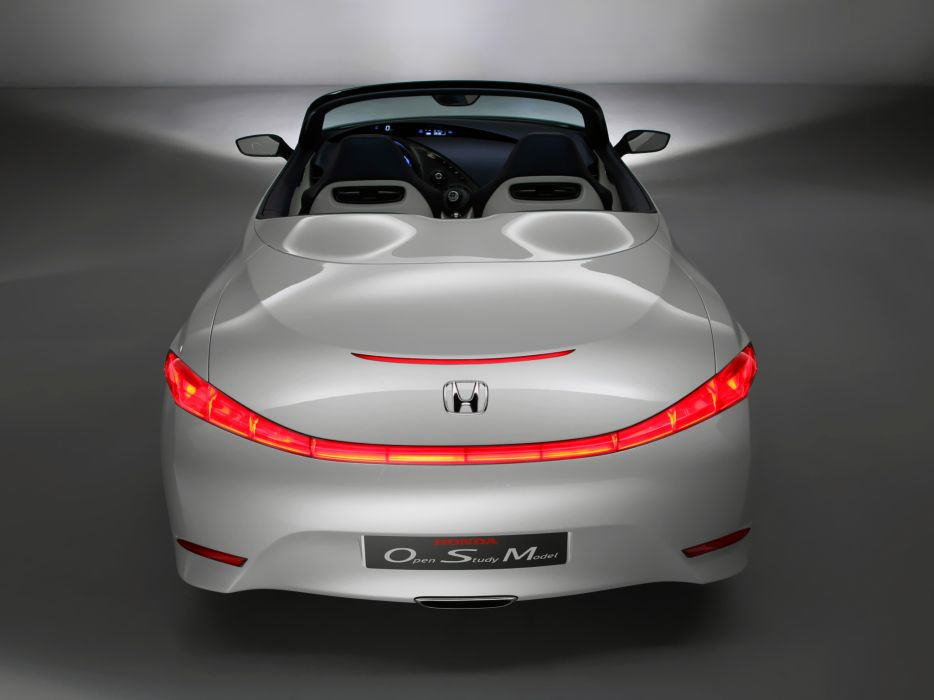 2008 Honda OSM Concept   h wallpaper