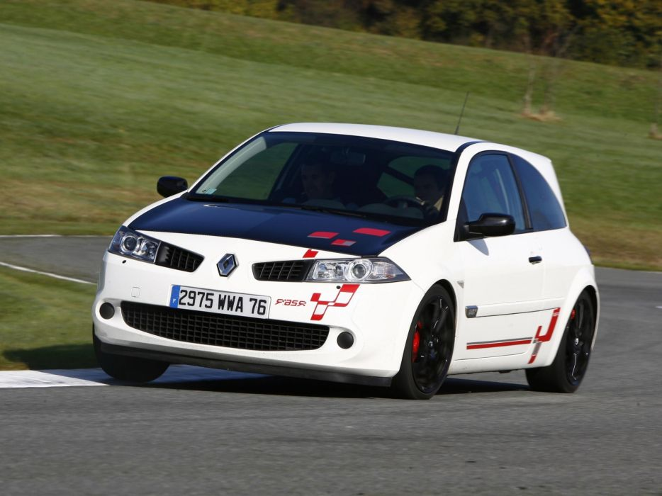 2008 Renault Megane RS R260-R r260   r wallpaper