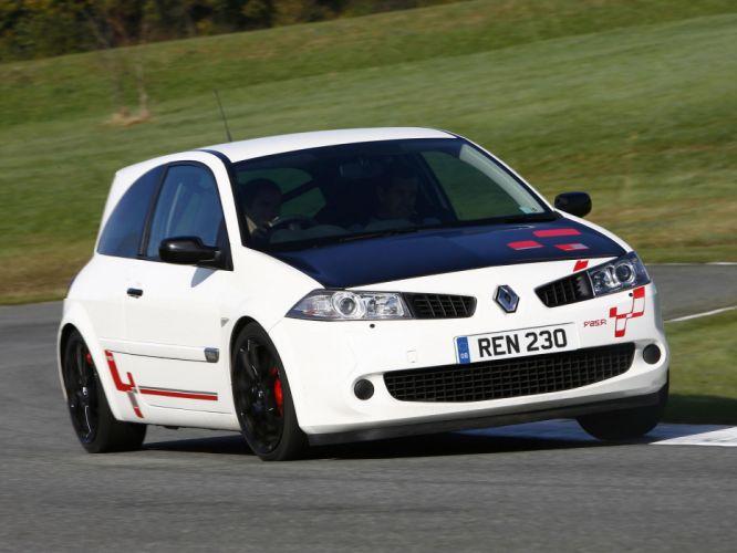 2008 Renault Megane RS R260-R r260 f wallpaper