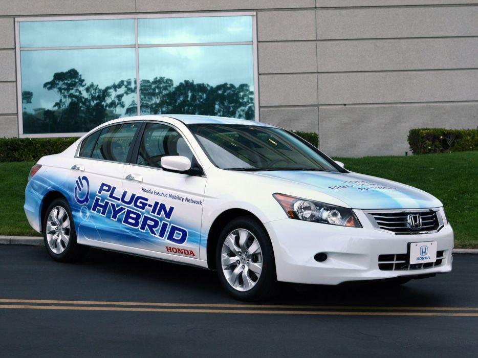 2010 Honda Accord PHEV Prototype USA electric      g wallpaper