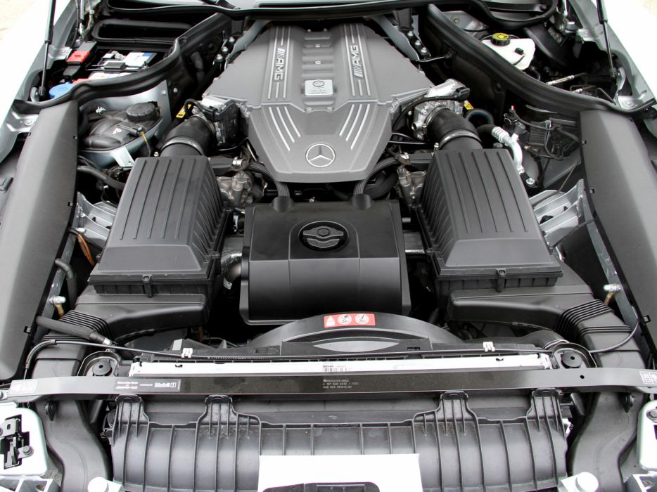 2010 Mercedes Benz SLS 63 AMG US-spec (C197) 6-3 supercar   j wallpaper