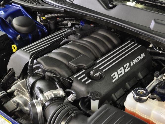 2011 Dodge Challenger SRT8 392 muscle engine j wallpaper