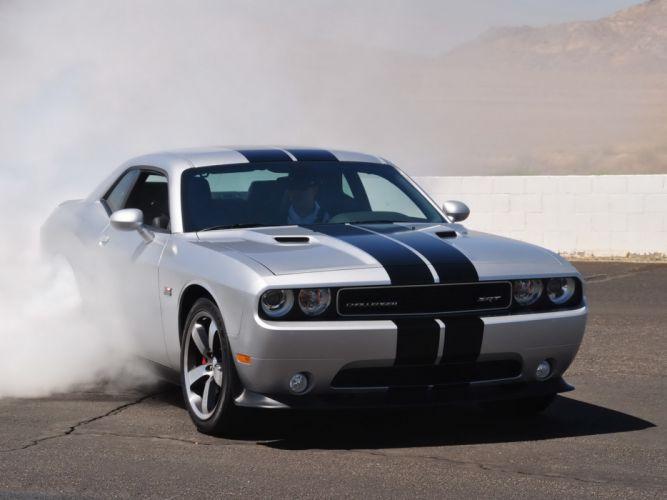 2012 Dodge Challenger SRT8 392 muscle k wallpaper