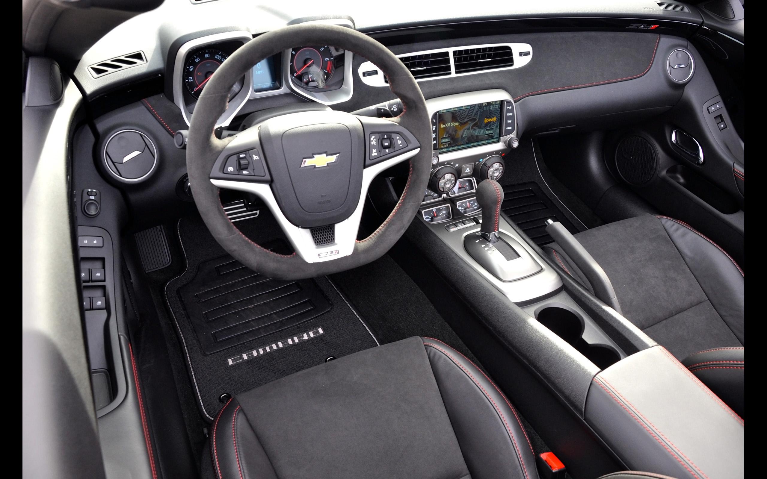 2013 GeigerCars Chevrolet Camaro ZL1 Cabrio convertible ...