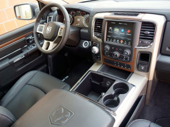 2013 GeigerCars Dodge Ram 1500 Pickup interior g wallpaper