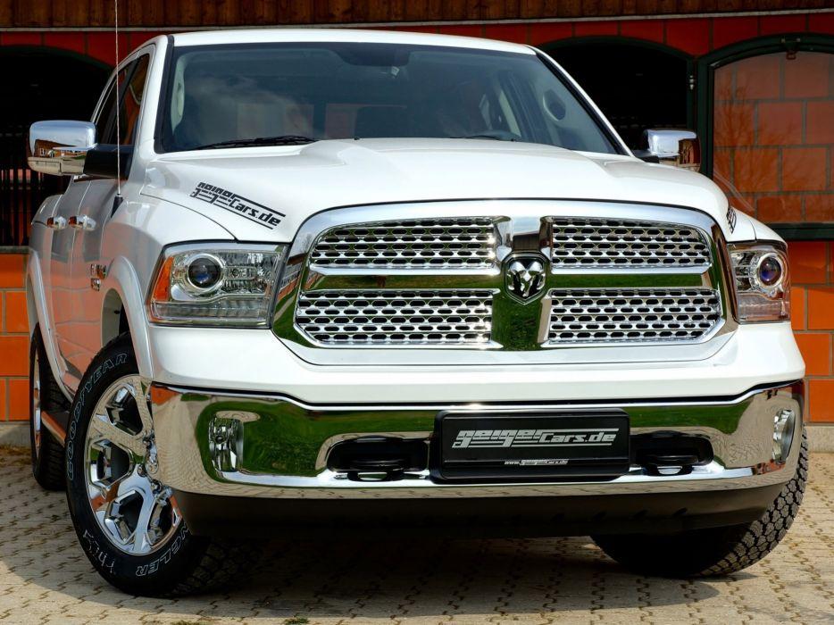 2013 GeigerCars Dodge Ram 1500 Pickup   gg wallpaper