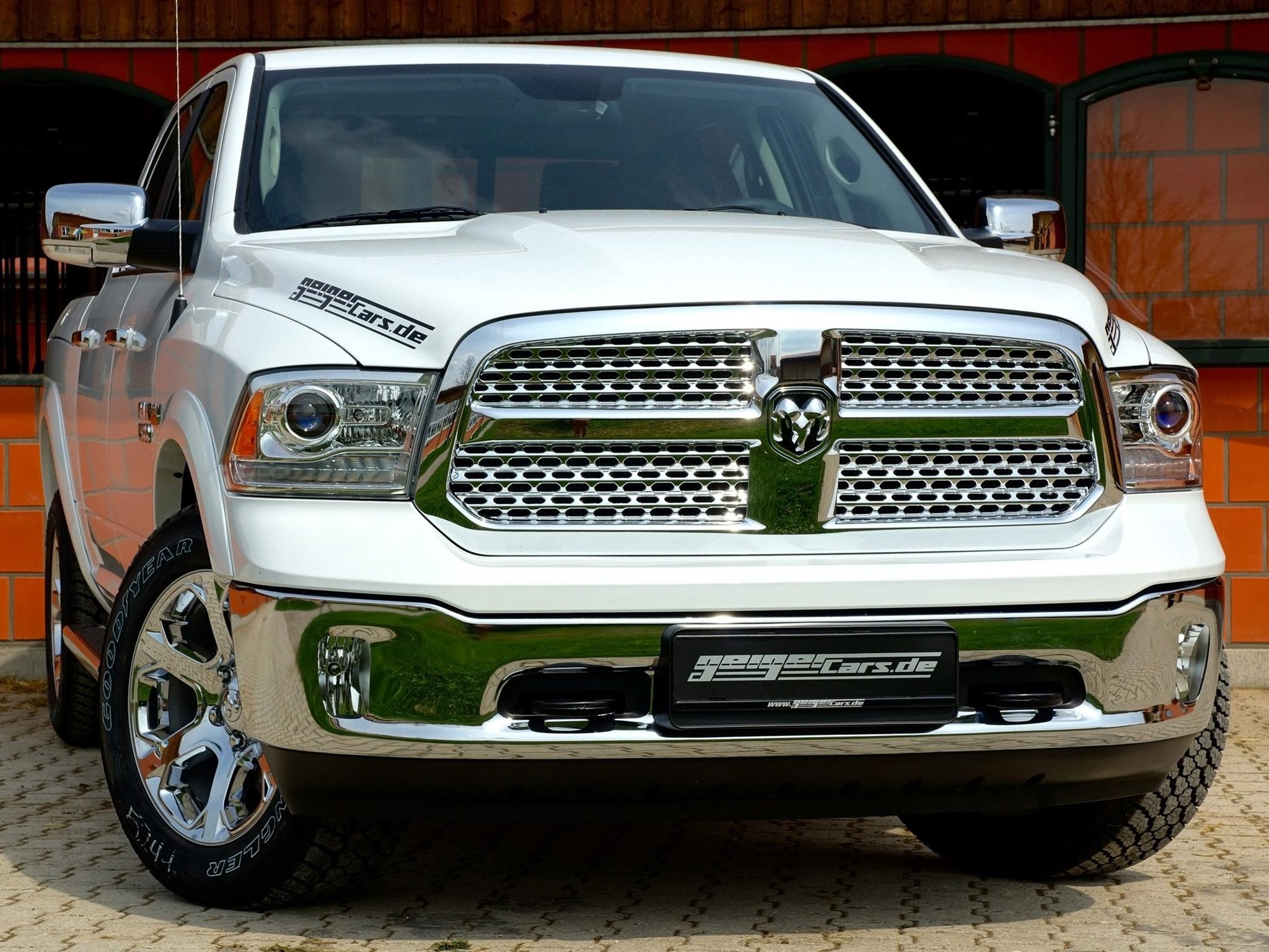 Dodge Ram  Paint Colors