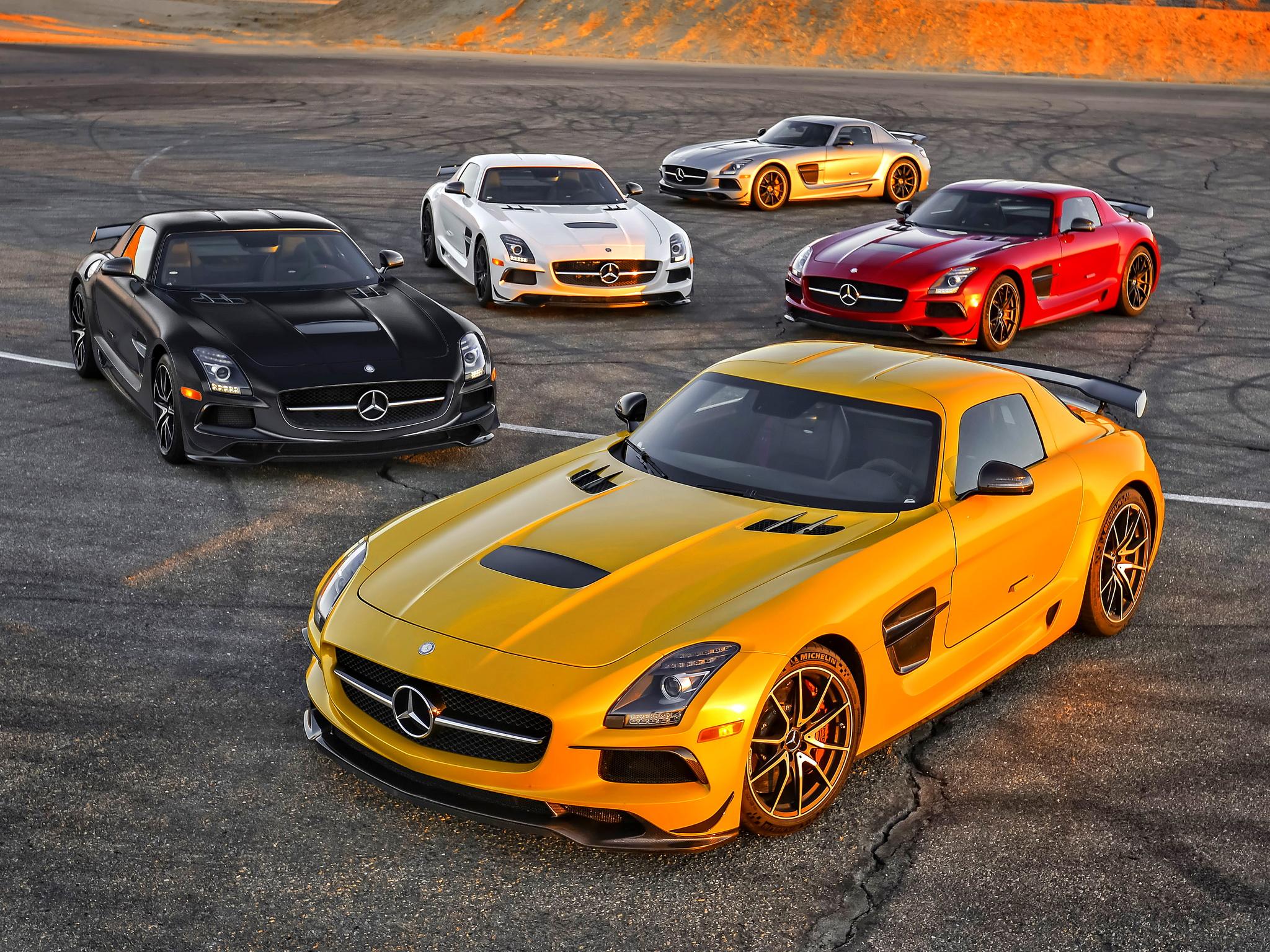 View Mercedes Benz Sls Amg Black Wallpaper  Pics