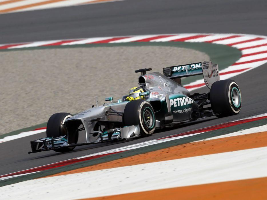 2013 Mercedes GP MGP W04 Formula One race racing f-1 g-p   h wallpaper