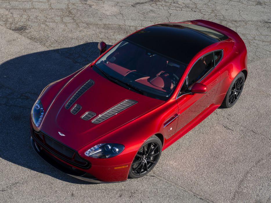 2014 Aston Martin V12 Vantage-S vantage supercar  c wallpaper