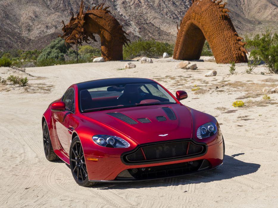 2014 Aston Martin V12 Vantage-S vantage supercar  hw wallpaper