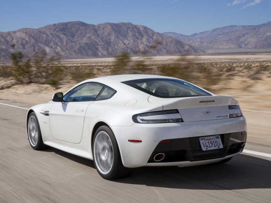 2014 Aston Martin V12 Vantage-S vantage supercar  k wallpaper