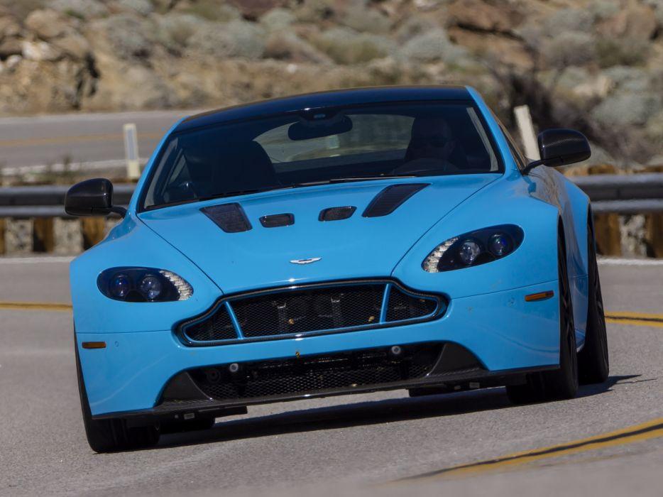 2014 Aston Martin V12 Vantage-S vantage supercar  jw wallpaper