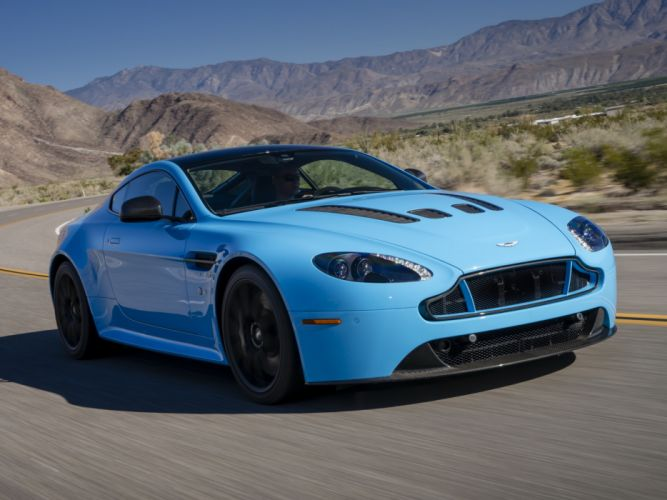 2014 Aston Martin V12 Vantage-S vantage supercar jd wallpaper