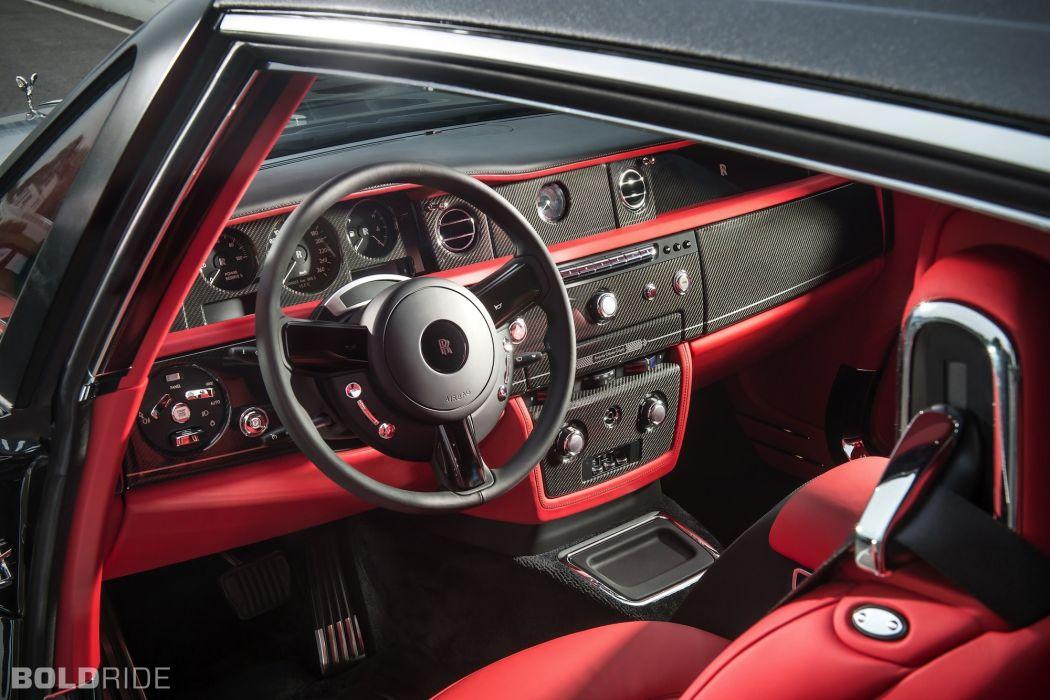 2014 Rolls Royce Bespoke Chicane Phantom Coupe luxury interior     j wallpaper