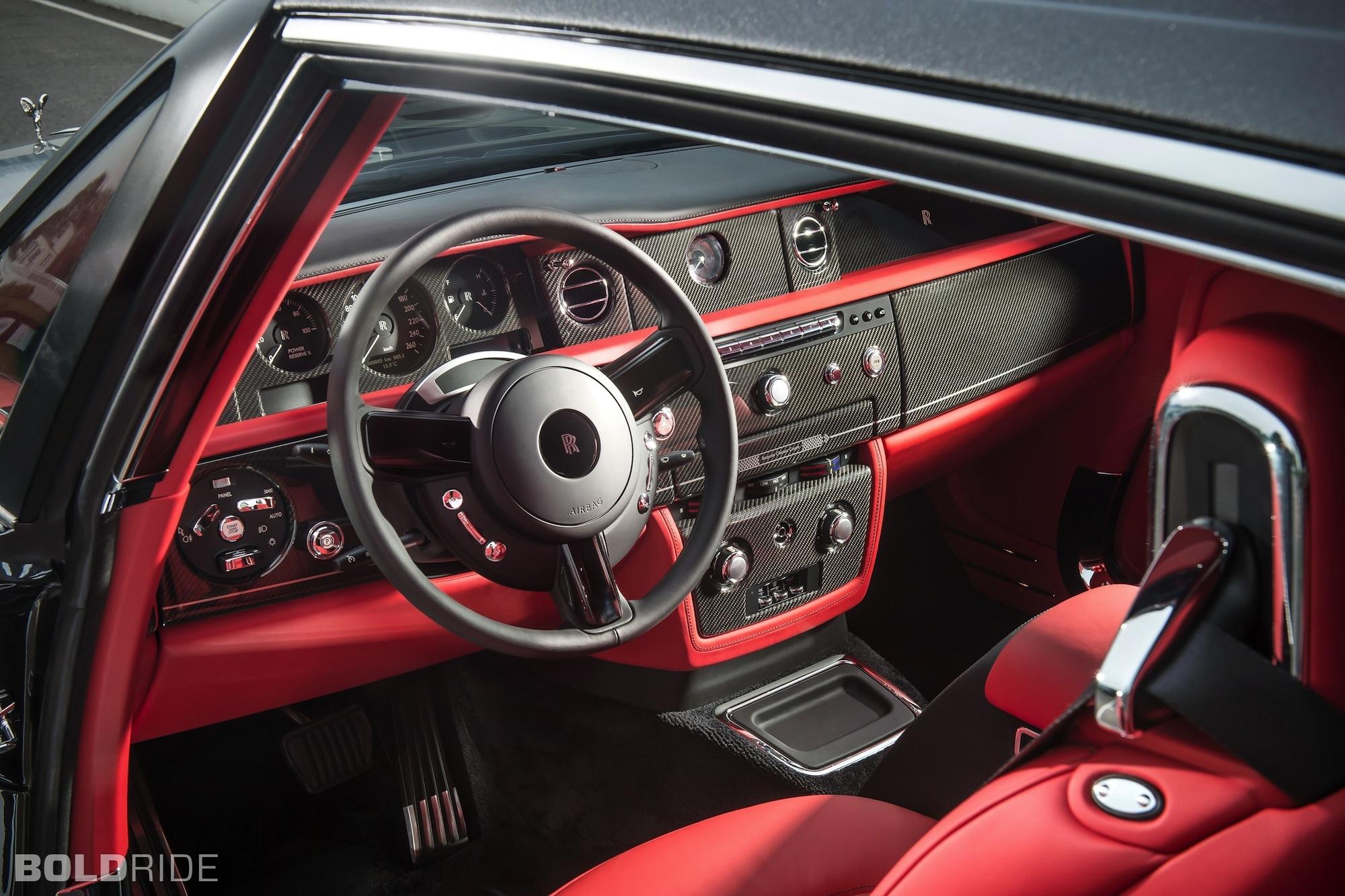 2014 rolls royce bespoke chicane phantom coupe luxury