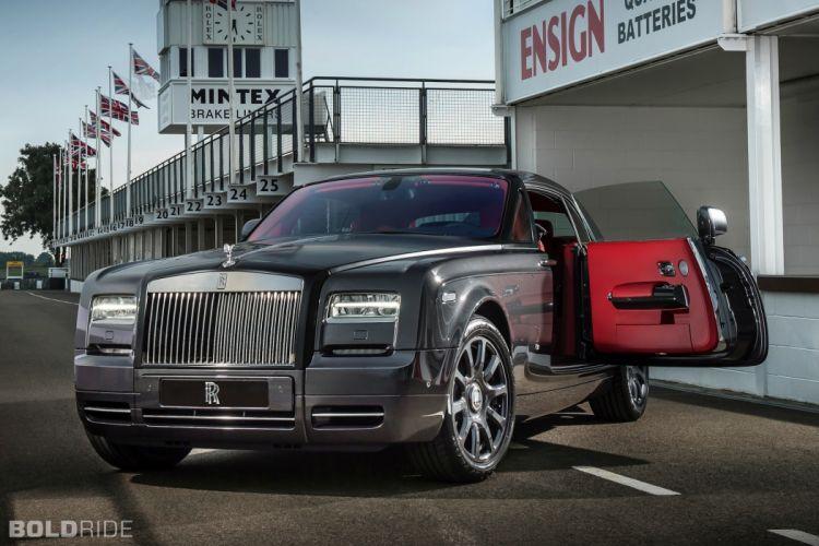 2014 Rolls Royce Bespoke Chicane Phantom Coupe luxury t wallpaper