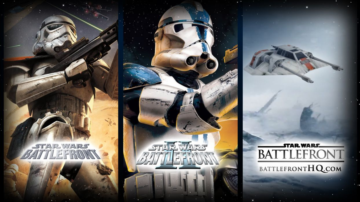 Star Wars Battlefront Sci Fi T Wallpaper 1920x1080 167468 Wallpaperup