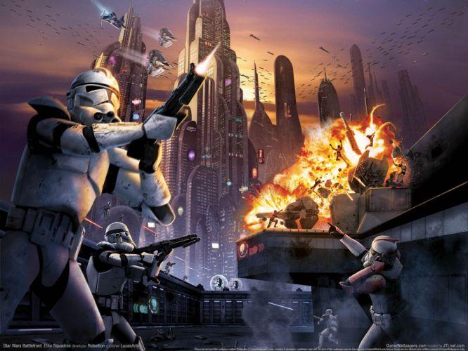 STAR WARS BATTLEFRONT sci-fi b wallpaper