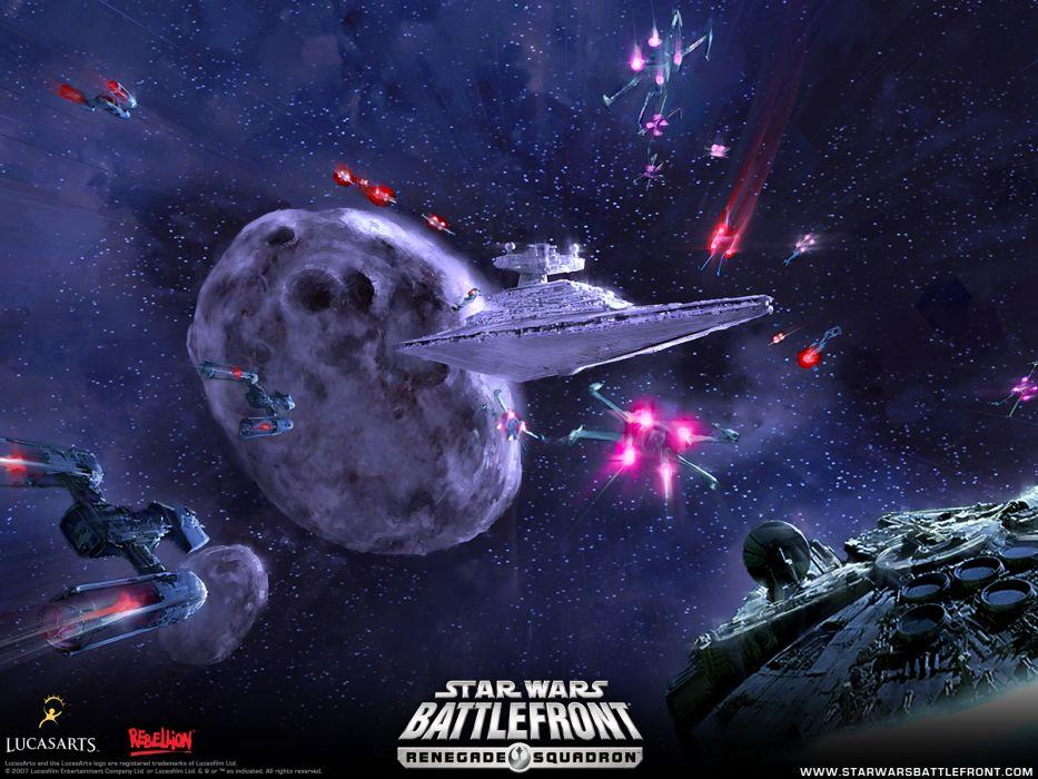 STAR WARS BATTLEFRONT sci-fi spaceship   y wallpaper